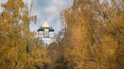 Октябрь 2018 года стал самым теплым в России за всю историю метеонаблюдени