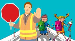 В Печорском районе прокуратура требует обезопасить дорогу около школы