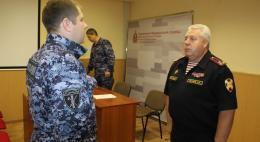 В Управлении Росгвардии по Псковской области подвели итоги работы Центра лицензионно-разрешительной работы