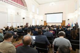 Участники Стратегической сессии в Администрации региона обсуждаютперспективы социально-экономического развития Псковской области до 2035 года