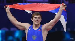 Чемпионом мира по греко-римской борьбе сталстудент ВЛГАФК Муса Евлоев