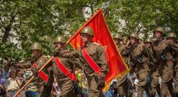 """Парад Победы пройдет 24 июня, а марш """"Бессмертного полка"""" планируется провести 26 июля"""