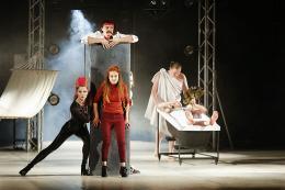 «Каштанка» вернется на сцену Псковского театра драмы