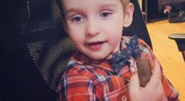 Жителей Псковской области просят помочь в поисках несовершеннолетнего ребенка, увезенного своим отцом