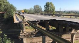 В связи с аварийной ситуацией на мосту в Себежском районе Михаил Ведерников дал ряд поручений