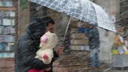 МЧС предупреждает: плохая погода способствует усложнению дорожной обстановки