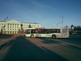 Автобус №9 меняет свой маршрут