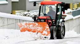 «Короткий» контракт на уборку центра города объявила администрация Пскова