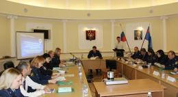 Проблемы уголовного законодательства и политики РФ, а также деятельность исполнительных органов обсудили в Пскове