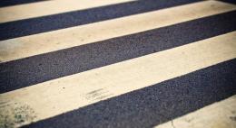 В Пскове ликвидировали еще один пешеходный переход