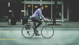 Псковичей приглашают присоединиться 17 мая к акции«На работу на велосипеде»