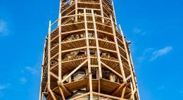 Близятся к завершению реставрационные работы на на башнях и стенах Окольного города