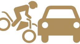 В ДТП в Великих Луках пострадал мотоциклист