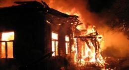 Пожар в деревне Каськово Куньинского района унес жизни шести человек