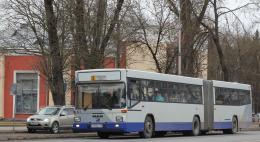 В канун Нового года будут сокращены вечерние рейсы автобусов