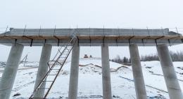 Гдовская развязка Северного обхода города Пскова должна быть готова к Ганзейским дням