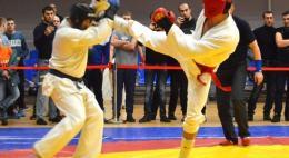 В Пскове проходят чемпионат и первенство области по ММА