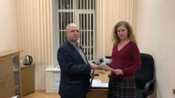 Проект закона обофициальных символах региона внесен вПсковское областное Собрание