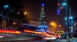 Главную новогоднюю ёлку в Пскове установят 18 декабря