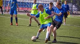 В Великих Луках пройдет финал чемпионата области по дворовому футболу