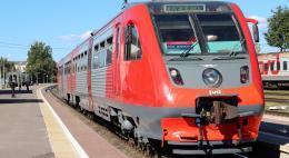 С 10 октября пригородный поезд Псков – Великие Луки будет останавливаться в Чихачево