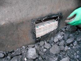 На российско-латвийской границе снова обнаружен тайник с сигаретами