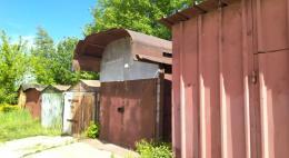 В районе Степановского лужка снесут незаконно установленные гаражи