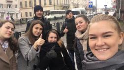 Студенты ПсковГУ поучаствовали в проекте Квест-Тура «Россия плюс»
