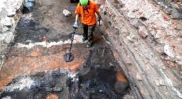 Псковские археологи выявили разрушение двух курганных групп VI-X веков