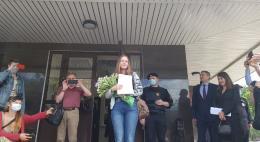 Суд приговорил журналистку Прокопьеву за «оправдание терроризма» и выписал ей штраф