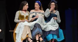 Русский театр драмы из Абхазии привезет в Псков два спектакля
