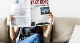 Путин подписал закон о «фейковых» новостях