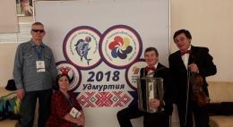 Псковичи достойно представили регион на вторых Международных Парадельфийских играх