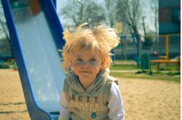 Псковская полиция будет штрафовать родителей за детей на площадках
