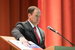 Дмитрий Сопотов сложил с себя полномочия главы Печорского района