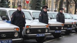 В распоряжение УМВД России региона поступили 60 автомашин