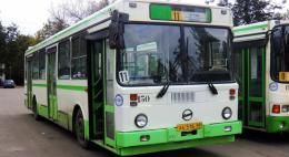 Из-за закрытия Троицкого моста с 29 мая по 1 июня поменяется схема движения городских автобусов