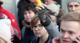 За участие несовершеннолетних в несанкционированных митингах введут штраф до 500 тысяч рублей