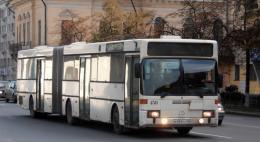 С 15 декабря изменяются номера автобусных маршрутов №7 и №15