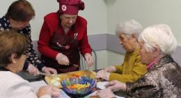 Псковские пенсионеры продолжают изучать путь к долголетию