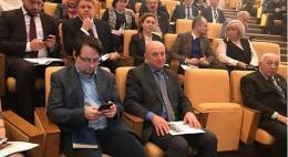 В парламентскихслушаниях Госдумы о реформе ТКО принял участие Петр Алексеенко