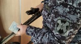 55 единиц оружия изъяли Росгвардейцы у жителей Псковской области
