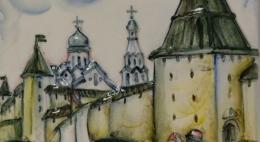 Работы псковского художника-керамиста будут представлены на Всероссийской выставке «Гончары России»