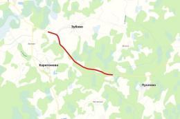 На три недели закроют участок дороги Плотично – Кунья в связи с капремонтом