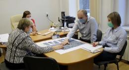 Улучшение транспортной доступности района «Запсковье» обсудили на личном приеме граждан