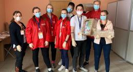 Молодёжный центр ищет волонтёров для развозки подарков ветеранам