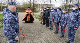Память погибших в Великой Отечественной войне почтили в Пскове