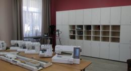 В Порховской специальной школе-интернате обновили мастерские
