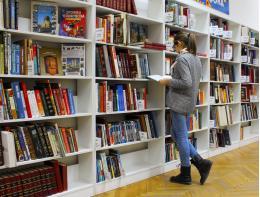 Более 13 миллионов рублей выделило Правительство РФ региону на обновление библиотек в Великих Луках и Дедовичском районе