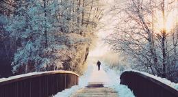 Гидрометцентр рассказал о переменчивой погоде в первые дни нового года